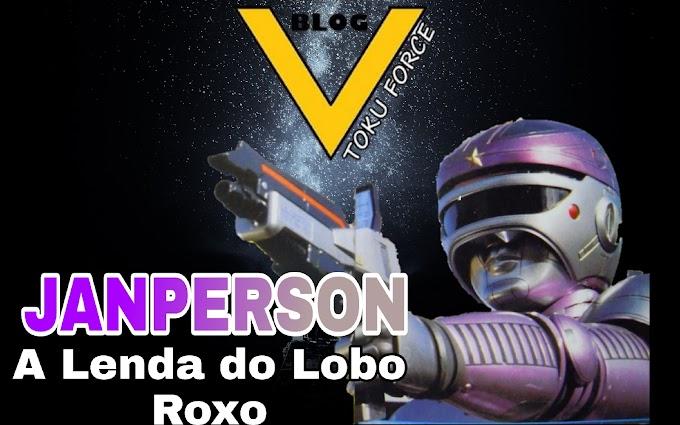 JANPERSON, A LENDA DO LOBO ROXO