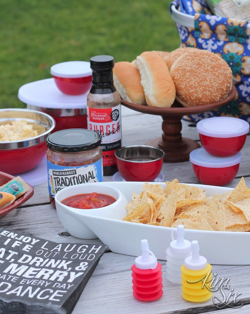 Tailgate party checklist