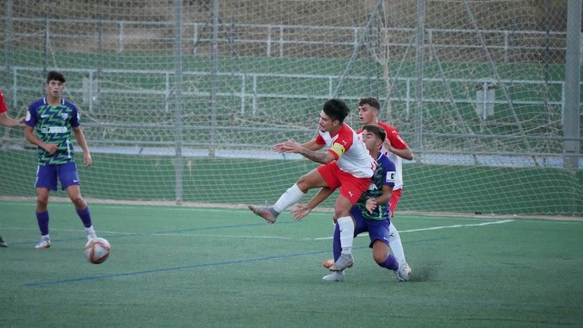 El Almería no ha podido sumar tras medirse a Sevilla y Málaga.