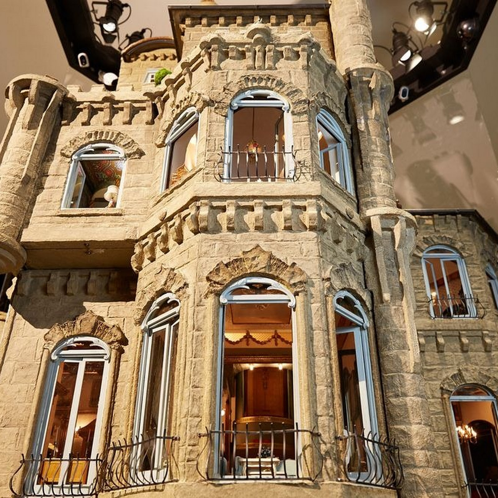 The $8.5 Million Astolat Dollhouse Castle: World's Most Expensive Dollhouse