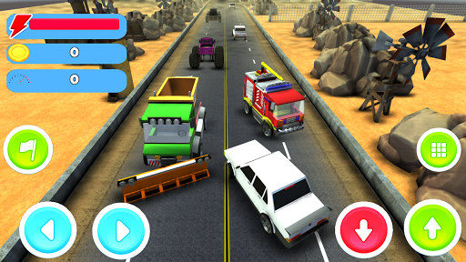 Toy Truck Drive apklade screenshots 2