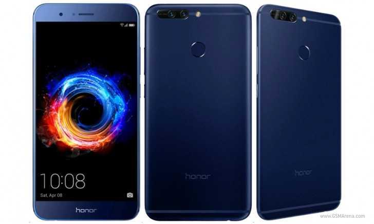 Review Huawei Honor 8 Pro: Screentrooper