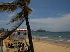 Strand von Mazatlan