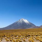 O lindo vulcão Licancabur -  Atacama, Chile