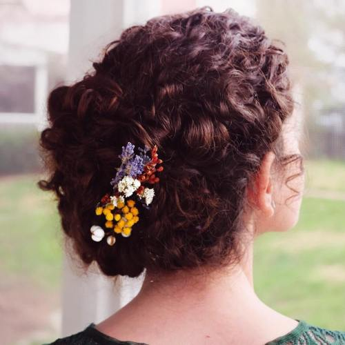 Creative curly hair for woman and girls -2017 7