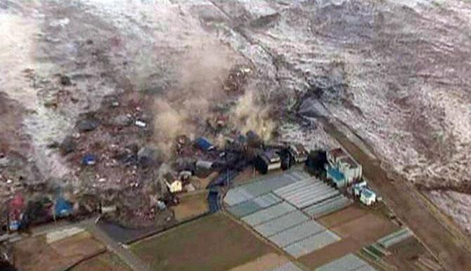 Tsunami – Japão 2011 - As melhores imagens da tragedia... Fotos-do-japao-28