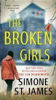The Broken Girls by Simone St. James, mystery, thriller, crime fiction, genre, supernatural, suspense