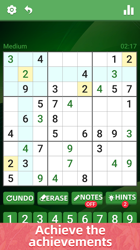 Sudoku Classic Puzzle - Casual Brain Game apktram screenshots 2