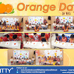 Orange Day Celebration by Jr. Kg Section (2018-19), Witty World, Goregaon East
