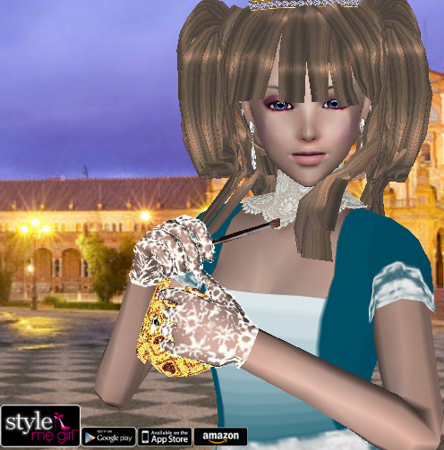 Style Me Girl Level 16 - Alexis - Princess
