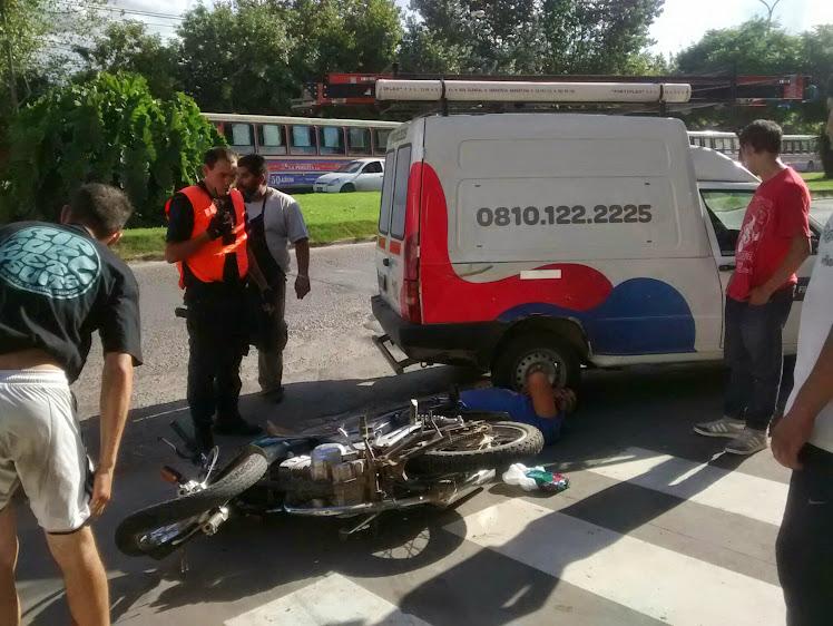 El accidente previo a la fatalidad y la manifestación que se viene