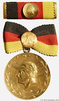 071 Verd. Meister des Sports medailles