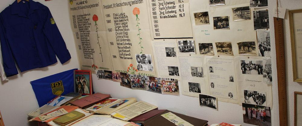 Erinnerungen an die Schulzeit in der DDR