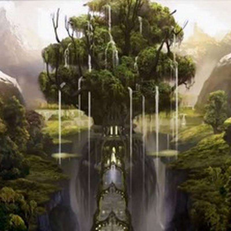 El árbol del conocimiento, de la ciencia, del bien y del mal.