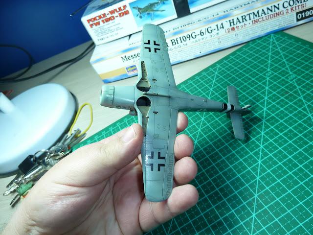 Focke Wulf Fw 190 D-9 - Academy - 1:72 - FINALIZADO! P1030464