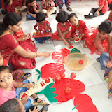 Red Colour Day @ Mehdipatnam Branch