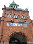 Stockholm: Saluhall, Ostermalm