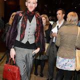 WWW.ENTSIMAGES.COM -   Lewis Duncan Weedon  arriving    at Dance Til Dawn - press night   Aldwych Theatre, London November 3rd 2014Strictly Come Dancing duo Flavia Cacace-Mistry and Vincent Simone  bring their new show inspired by the Golden Age of Hollywood to the West End for a limited ten week run.                                                    Photo Mobis Photos/OIC 0203 174 1069