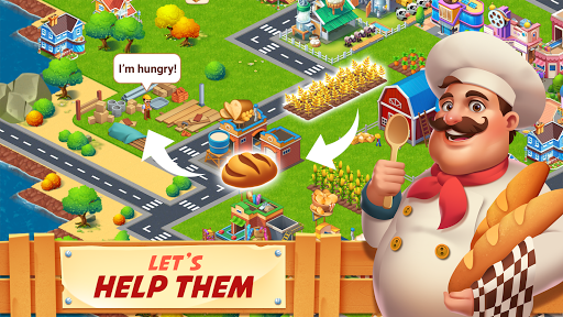 Farm City : Farming & City Island screenshots 12