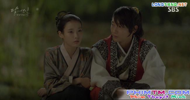 Moon Lovers: Tứ hoàng tử Lee Jun Ki bị ép cưới… cháu gái 12 tuổi - Ảnh 16.