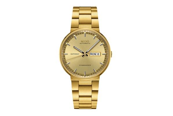 mua chung, Đồng hồ nam cao cấp chính hãng Mido Commander M014