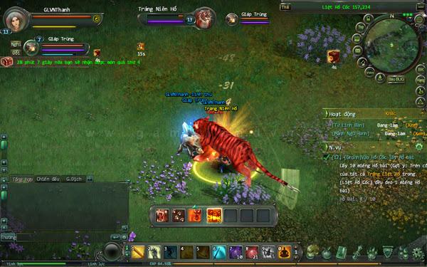 Trải nghiệm nhanh Tinh Thần Biến cùng GameLandVN 1