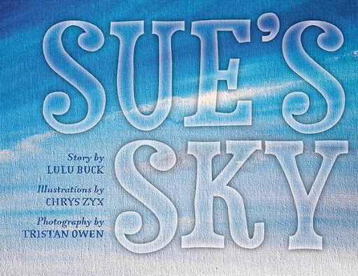 Sue's Sky cover