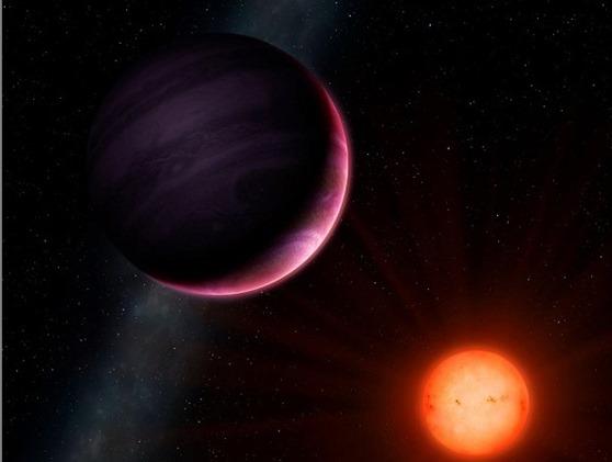 descoberto e desafia as teorias de formação planetária