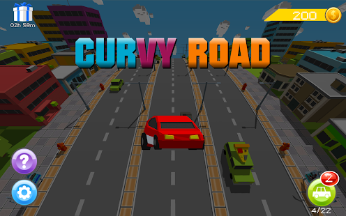 Curvy Road- screenshot thumbnail