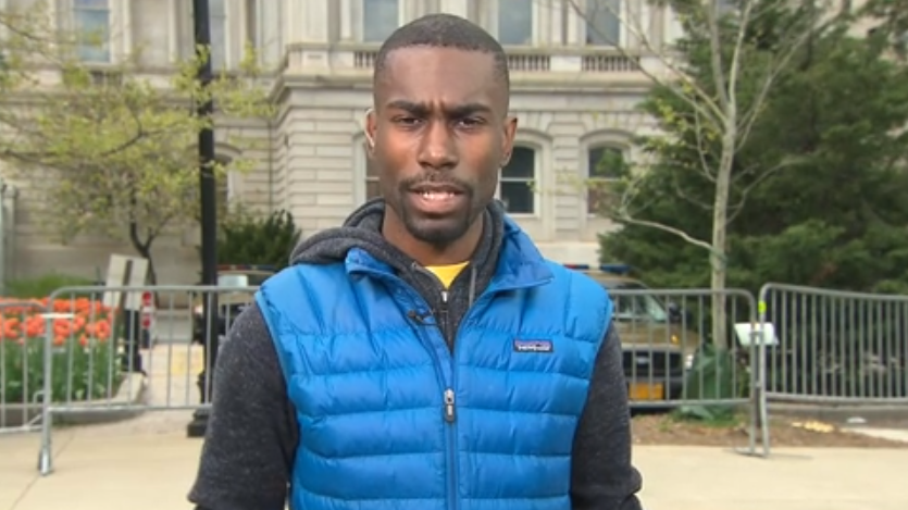Baltimore mayoral candidate says police terrorize citizens
