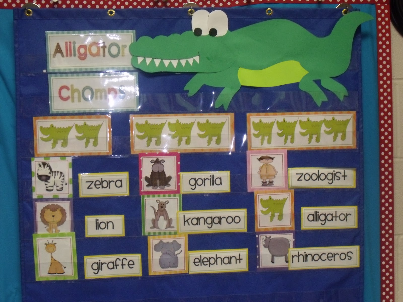 More Zoo Unit Pictures