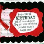BB0429-D Birthday Song