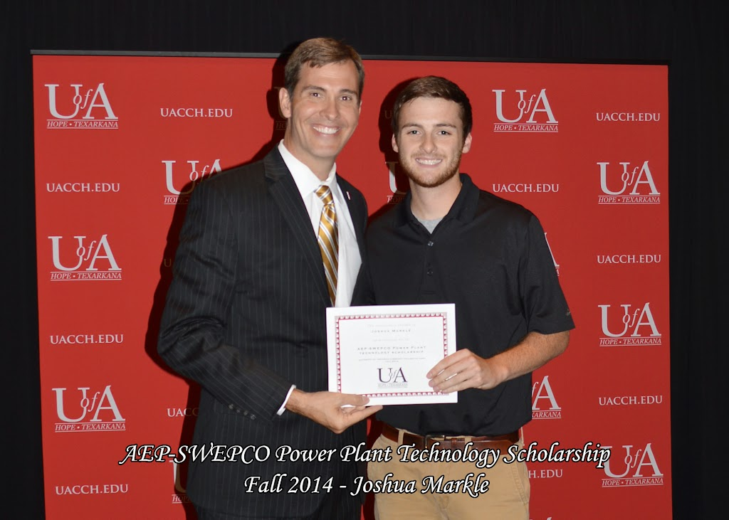 Scholarship Awards Ceremony Fall 2014 - Joshua%2BMarkle%2BAEP.jpg