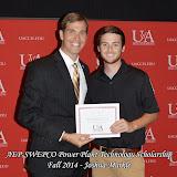 Scholarship Awards Ceremony Fall 2014 - Joshua%2BMarkle%2BAEP.jpg