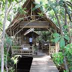 Mimpi Indah restaurant, Bangka Island