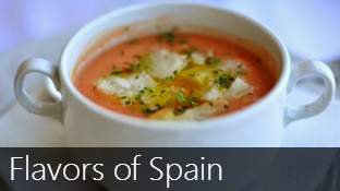 Taste the Flavors of Spain