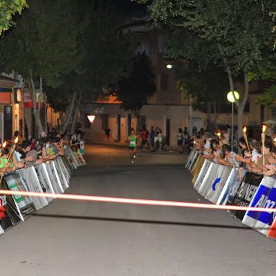 Carrera de Piedrabuena 2014 - Llegada