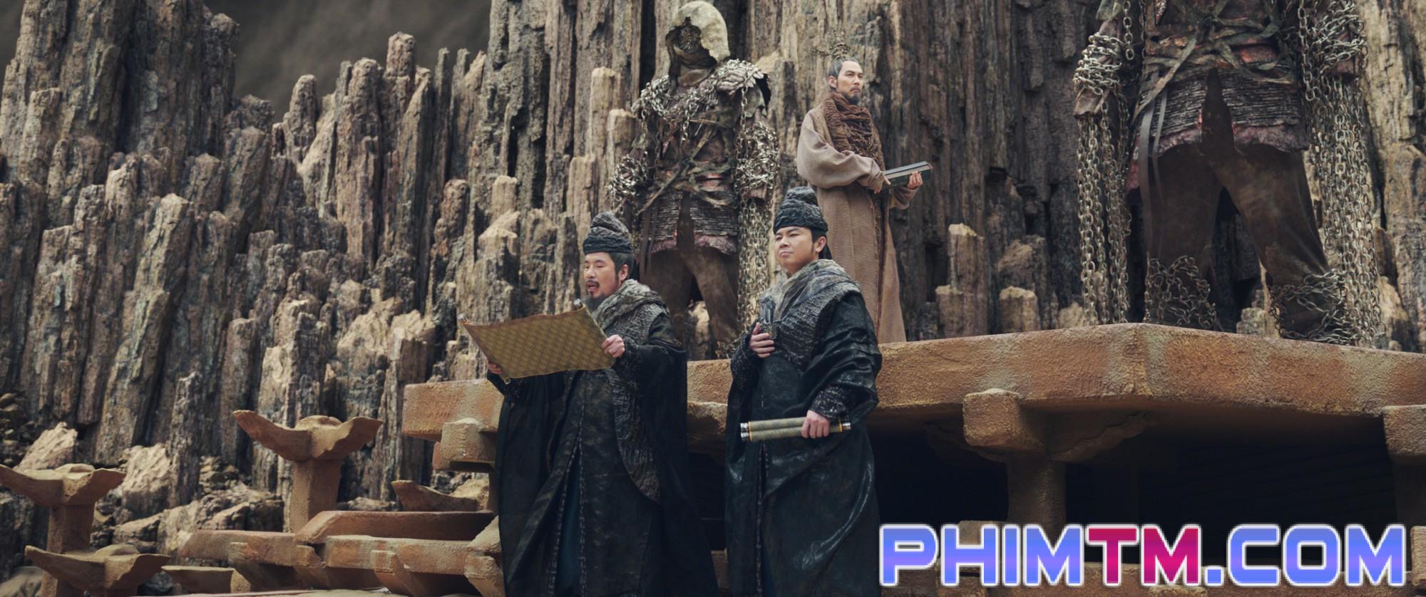 Thử Thách Thần Chết: Bom tấn 800 tỉ mãn nhãn đập tan định kiến về kĩ xảo phim Hàn - Ảnh 4.