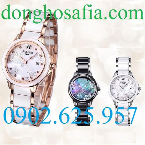 Đồng hồ nữ Jialeshi LS003