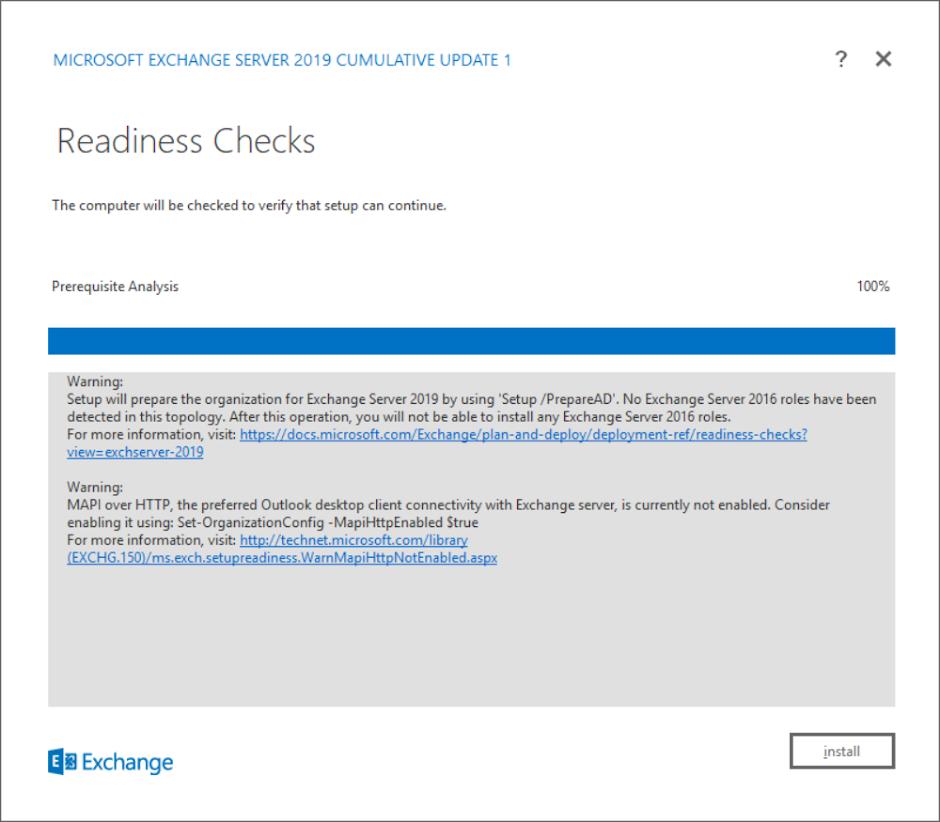 Terence Luk: Deploying Exchange Server 2019 on Windows Server 2019