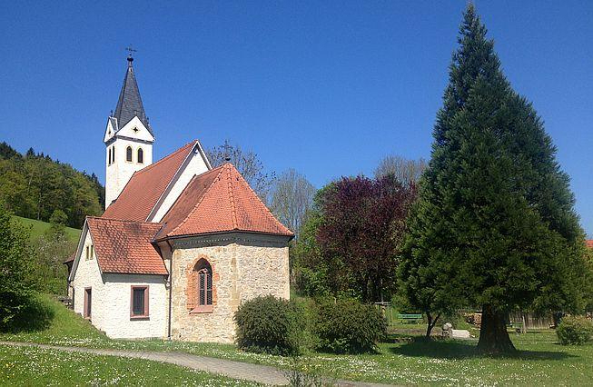 Annen-Kapelle in Mulfingen an der Jagst