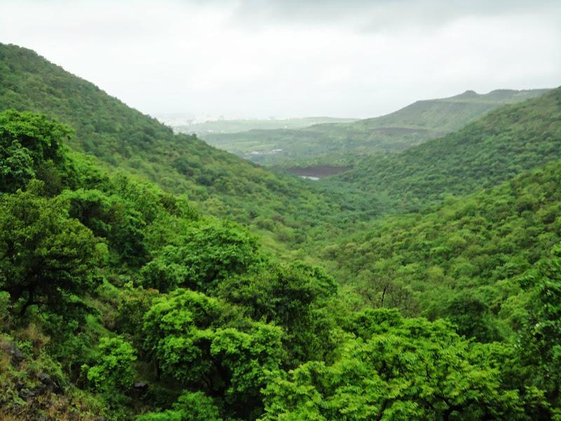 Lonavala Maharashtra India Lonavala Valleys Maharashtra