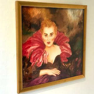 Joanna Zjawinska Signed Painting #2
