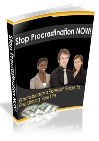 Cover of C Kellogg's Book Stop Procrastination Now