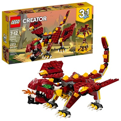 lego mythical creature