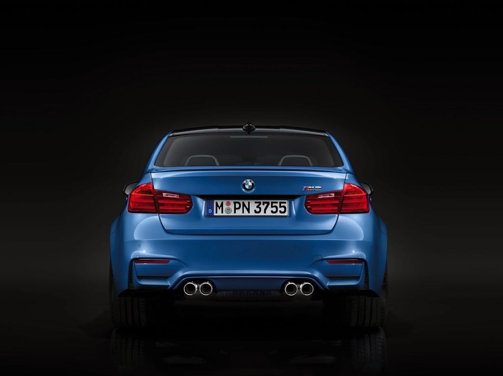 2015 BMW M3 Sedan 428