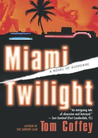 Miami Twilight By Tom Coffey