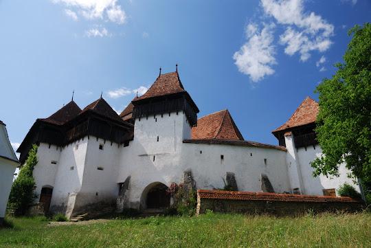Kirchenburg in Viscri