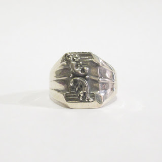 "Sterling Silver Nove25 New Initial ""I"" Ring"