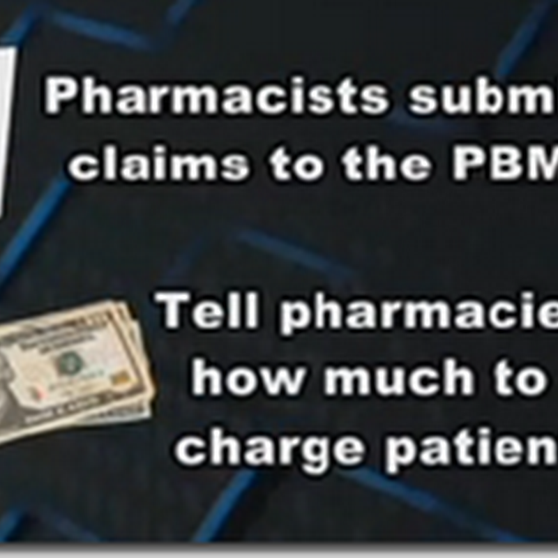 """Be Aware of Prescription """"Claw Backs"""" as Pharmacy Benefit Management Profit Centers Continue to Evolve"""